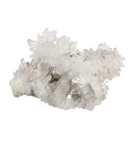 Bergkristal cluster 11 x 7 x 10,5 cm | 655 gram