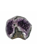 Amethist geode 16,5 x 16 x 9 cm | 2280 gram