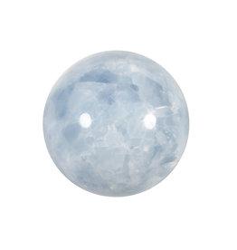 Calciet (blauw) edelsteen bol 74 mm | 680 gram