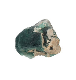 Fluoriet (groen) cluster 100 - 175 gram