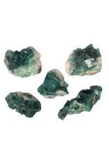 Fluoriet (groen) cluster 175 - 250 gram