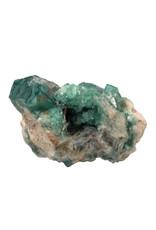 Fluoriet (groen) cluster 10 x 8 x 7 cm   589 gram