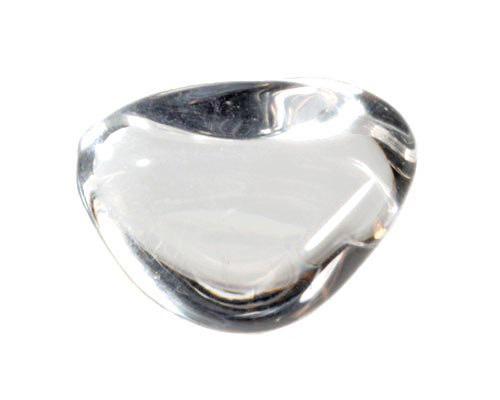 Bergkristal steen A-kwaliteit getrommeld 20 - 30 gram