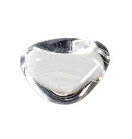 Bergkristal steen A-kwaliteit getrommeld 5 - 10 gram