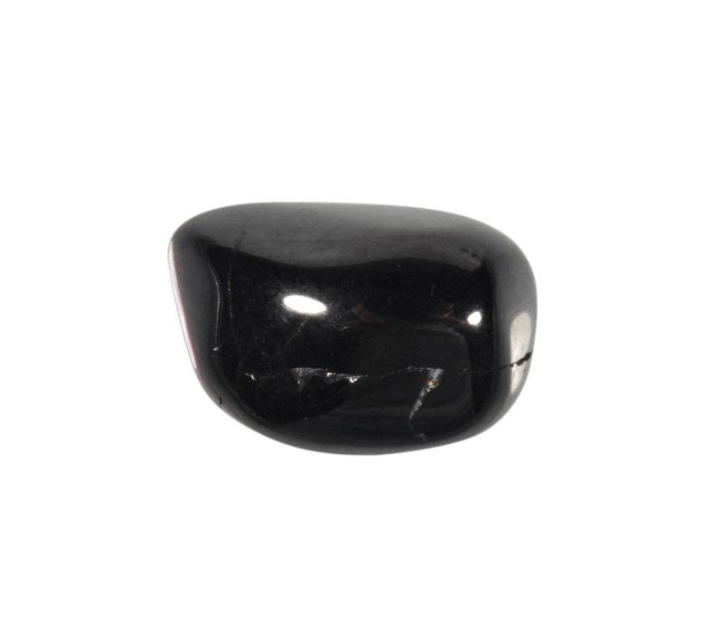 Shungiet (edel) steen getrommeld 3 - 7 gram