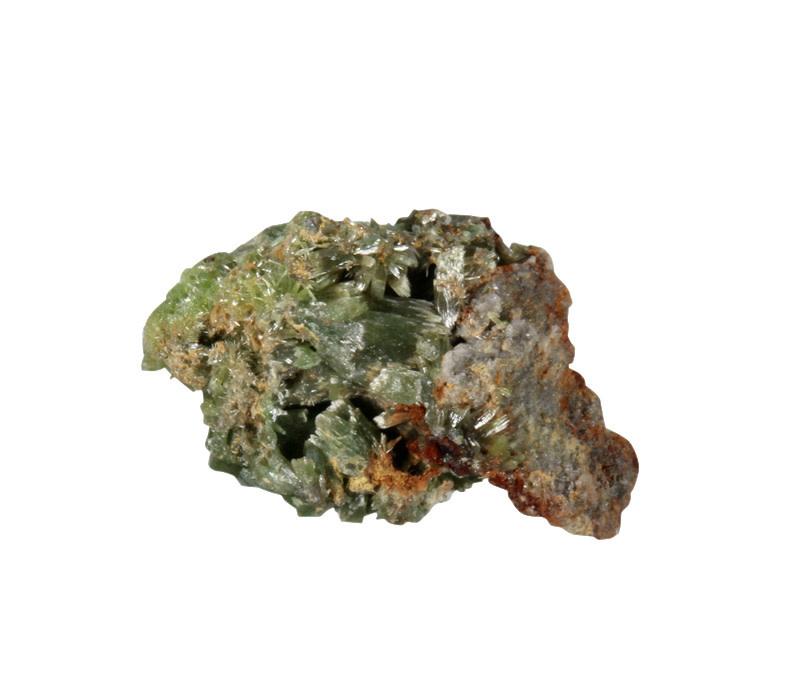 Pyromorfiet cluster 3,6 x 2,3 x 2,1 cm | 24,9 gram