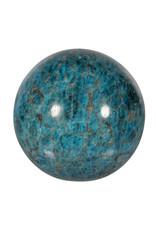 Apatiet edelsteen bol 115 mm | 2,53 kg