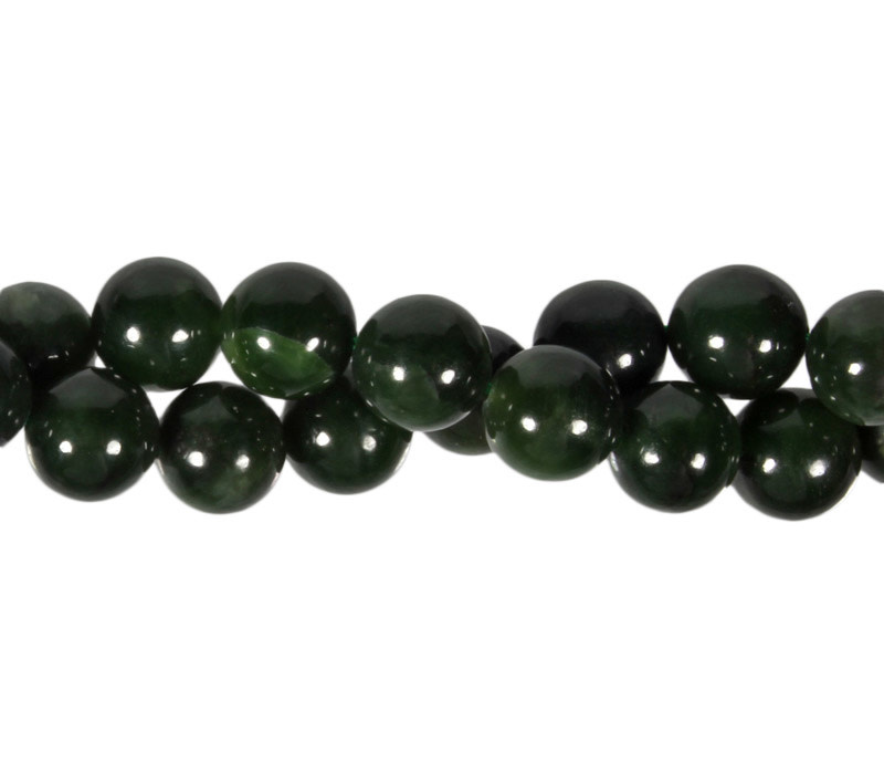 Jade kralen rond 12 mm (streng van 40 cm)