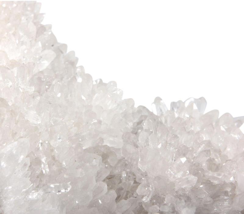 Bergkristal cluster 15 x 12 x 7,5 cm | 905 gram