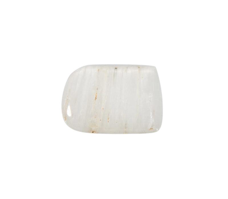 Scoleciet steen getrommeld 2 - 5 gram