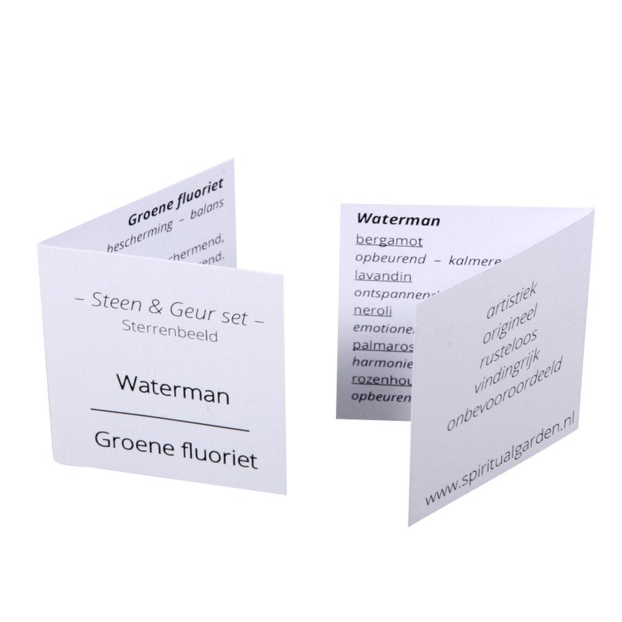 Steen en geur set astro | waterman
