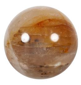 Golden healer edelsteen bol 90 mm | 955 gram