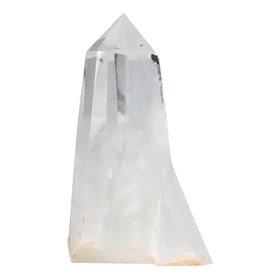 Bergkristal punt geslepen 19 x 8,5 x 10 cm | 1453 gram