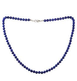 Lapis lazuli ketting A-kwaliteit 6 mm kralen