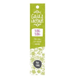 Wierook ylang ylang | 15 stokjes | Gaia's incense