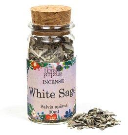 Losse wierook witte salie (30 ml)