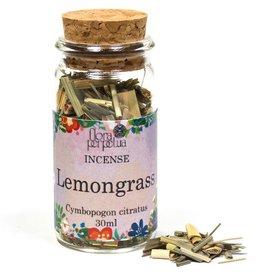Losse wierook lemongrass (30 ml)