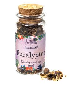 Losse wierook eucalyptus (30 ml)