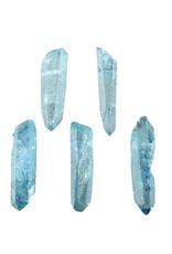 Aqua aura hanger kristal doorboord