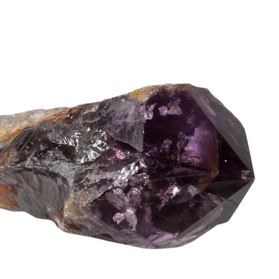 Amethist kathedraal laser kristal 27 x 7 x 5,5 cm | 843 gram