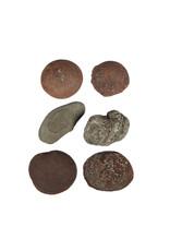 Boji stenen (2 stuks) 75 - 150 gram