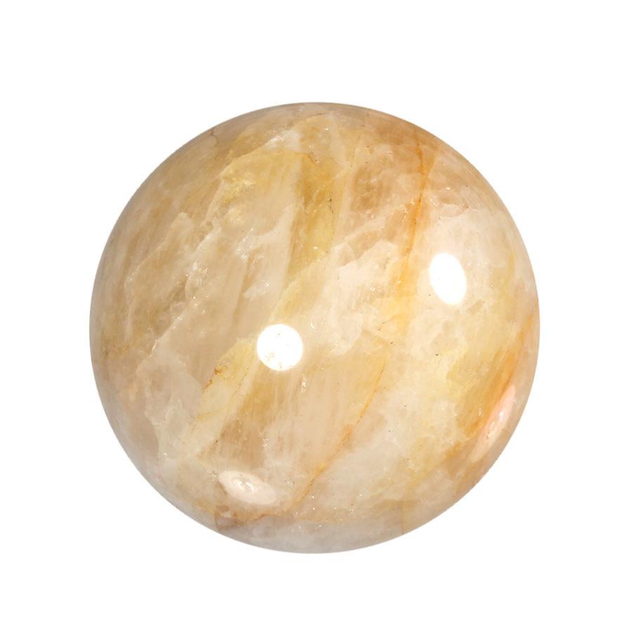 Golden healer edelsteen bol 60 mm | 312 gram