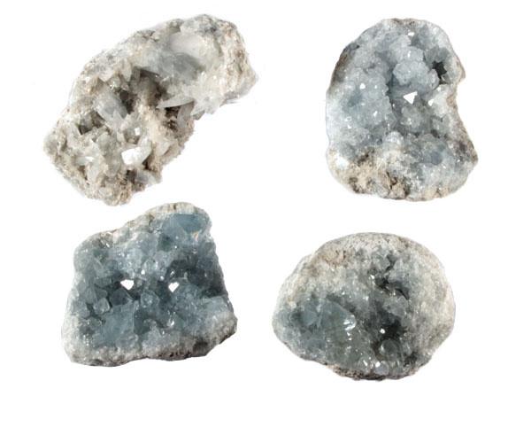 Celestien cluster 175 - 250 gram