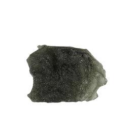 Moldaviet ruw 2,7 x 1,9 x 1,7 cm | 9,72 gram
