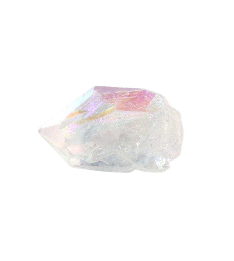 Angel aura (golden healer) kwarts kristal 5 - 10 gram
