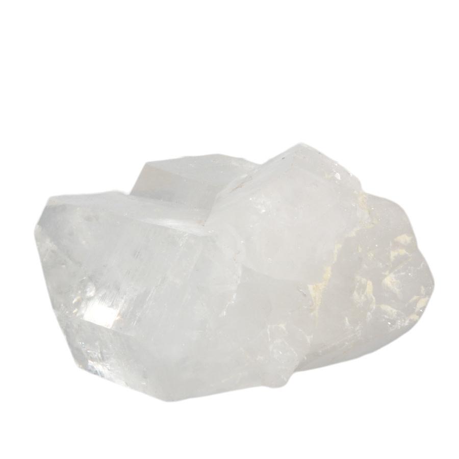 Bergkristal (Arkansas) cluster (zielverwant en zelfhelend) 8,5 x 7,5 x 4,4 cm | 350 gram