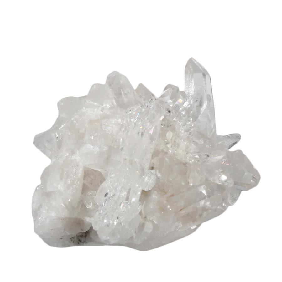 Bergkristal (Arkansas) cluster 12 x 7 x 6 cm | 425 gram