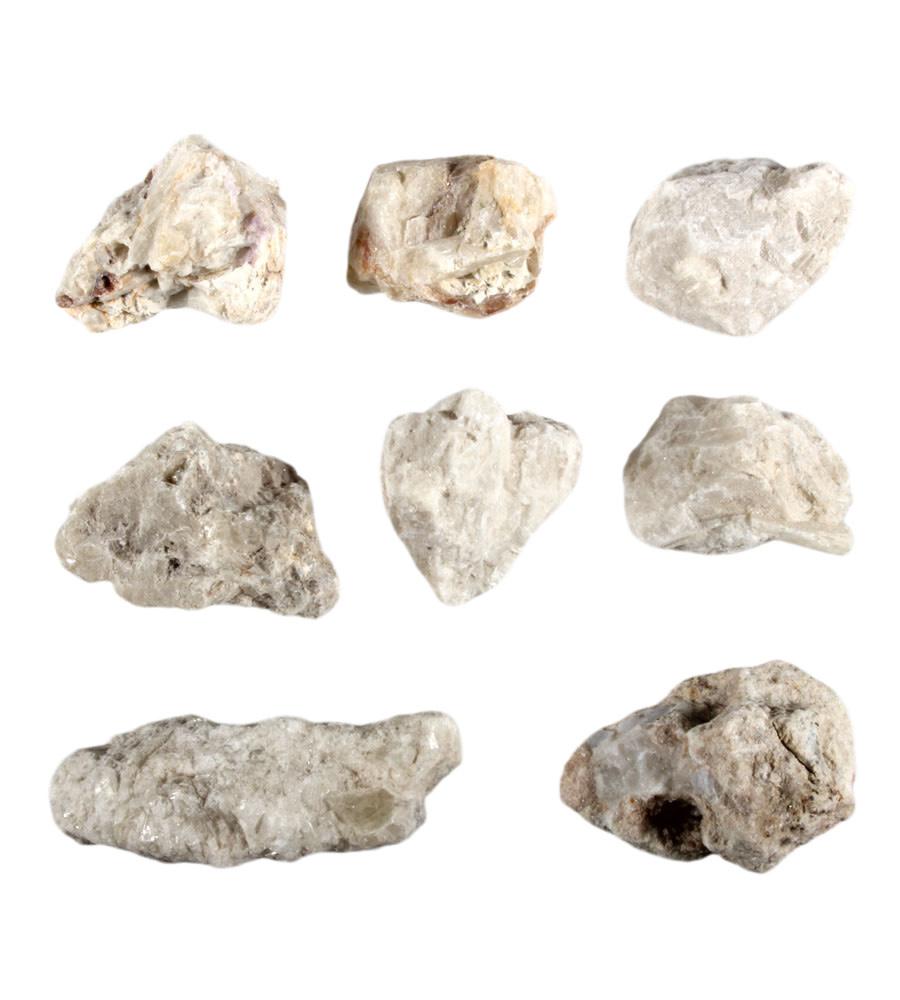 Hackmaniet ruw 50 - 100 gram