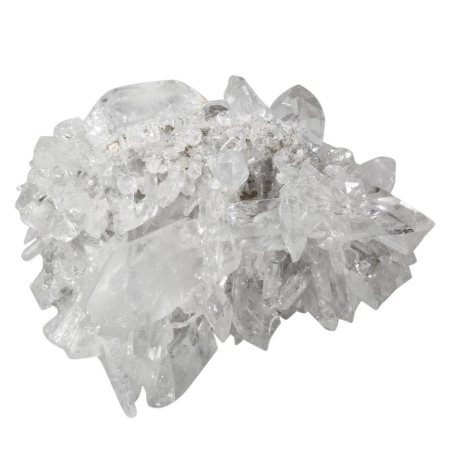 Bergkristal cluster 12,5 x 9 x 6,5 cm | 815 gram