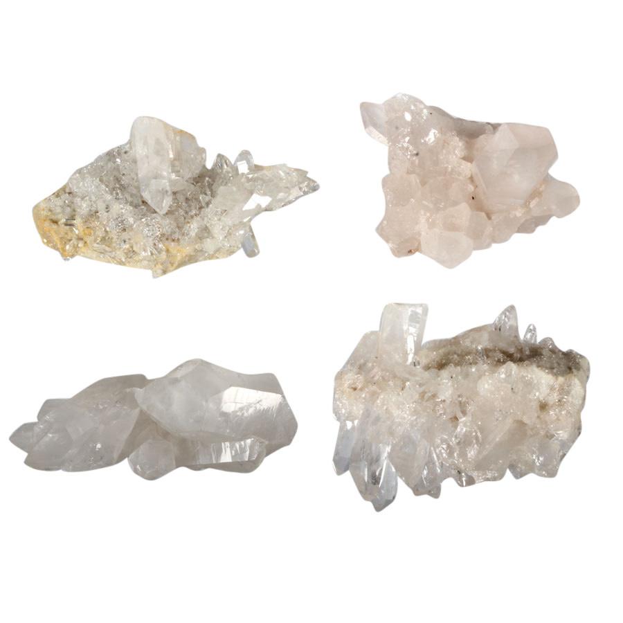 Bergkristal (Himalaya) cluster 100 - 175 gram