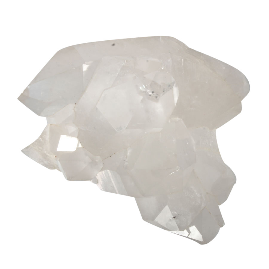 Bergkristal (Himalaya) cluster 250 - 500 gram