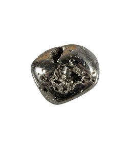 Pyriet steen getrommeld 20 - 30 gram
