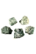 Agaat (boom) ruw 50 - 100 gram