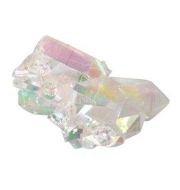 Angel aura kwarts cluster 5 x 3,6 x 2,8 cm   47,55 gram