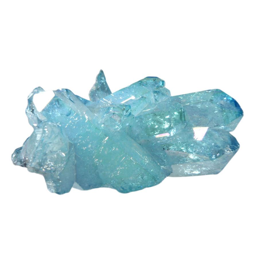Aqua aura cluster 5,8 x 4,5 x 2,7 cm | 50,48 gram