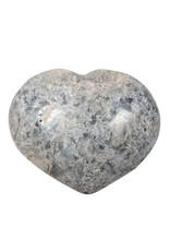 Celestien cluster hart 11,5 x 9,5 x 7 cm | 1153 gram
