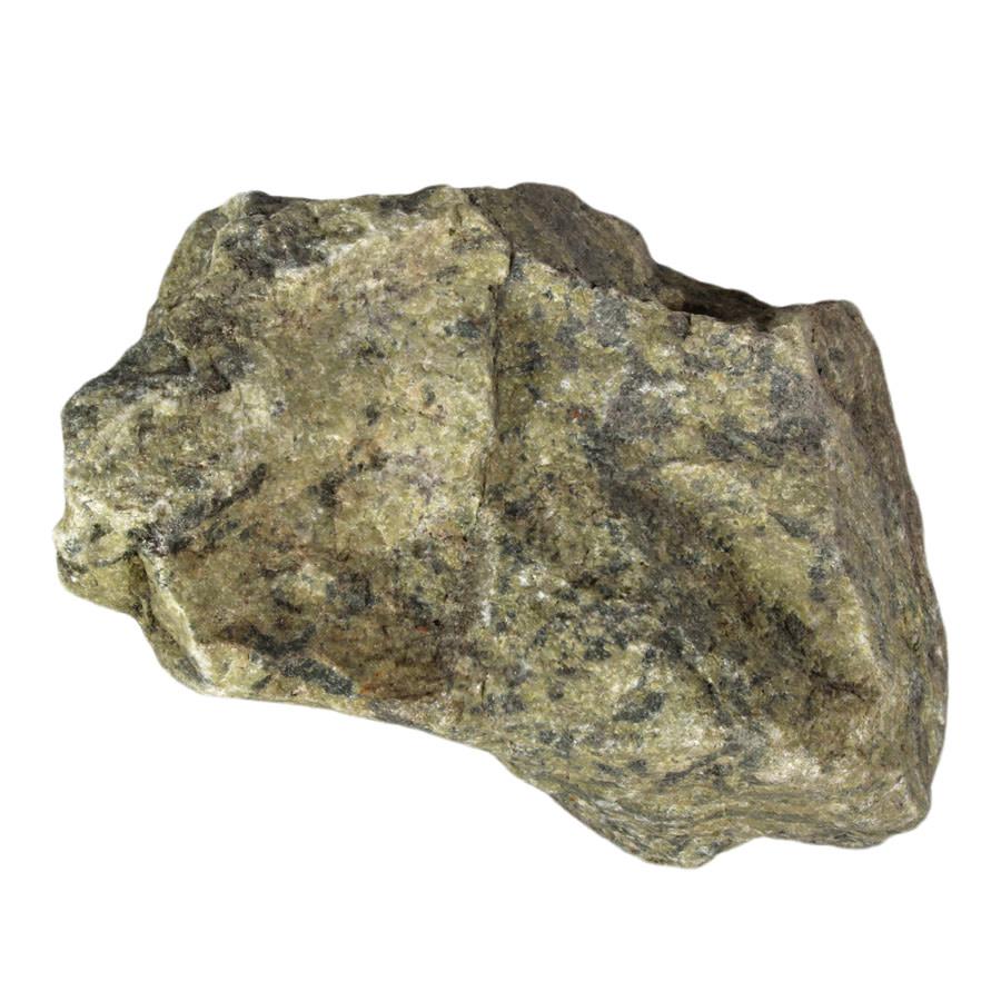 Jade (jadeiet) ruw 13,5 x 9,5 x 8 cm   1348 gram