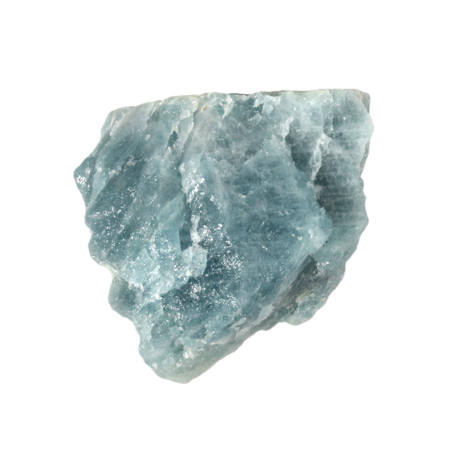Aquamarijn (blauw) ruw 50 - 100 gram