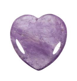 Ametrien edelsteen hart 4 cm