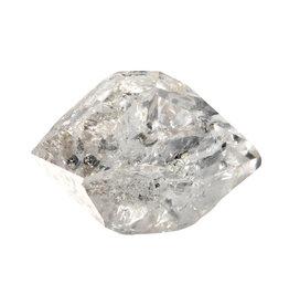Herkimer diamant kristal 4 x 3 x 2,4 cm   33,5 gram