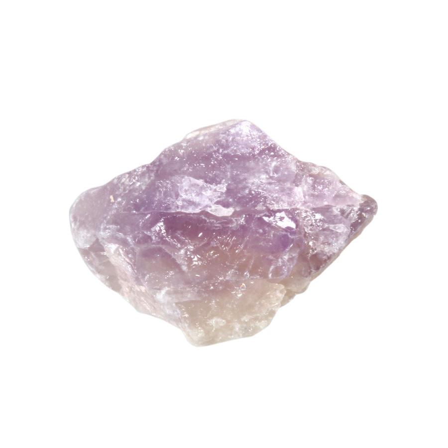 Amethist (licht) ruw 25 - 50 gram