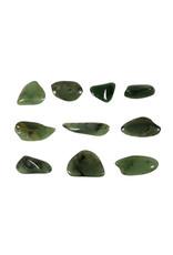Jade steen getrommeld 2 - 5 gram