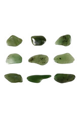 Jade steen getrommeld 1 - 2 gram