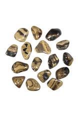 Schalenblende steen getrommeld 5 - 10 gram