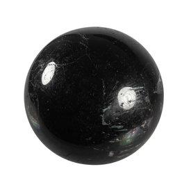 Toermalijn (zwart) edelsteen bol 74 mm   660 gram