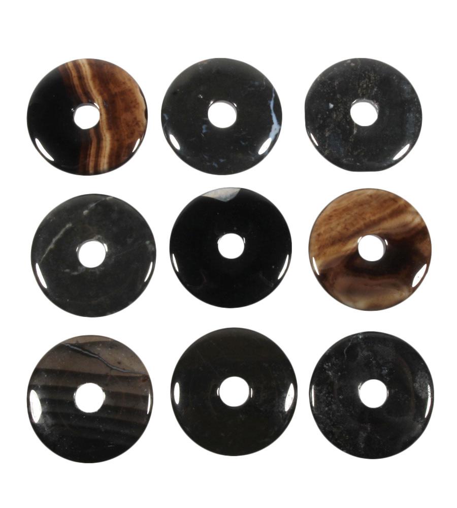Onyx hanger donut 4 cm